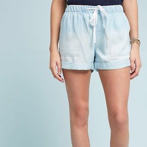 Anthropology Cloth and Stone Shorts